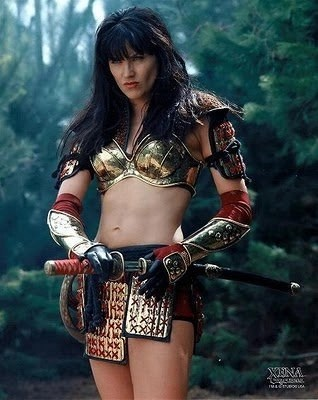 How Lucy Lawless would bring back Xena