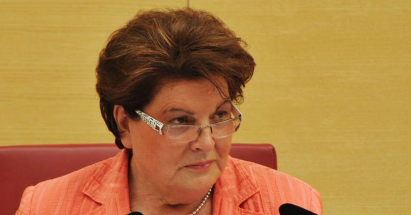 Sieht sich als Frau herabgewürdigt: Barbara Stamm