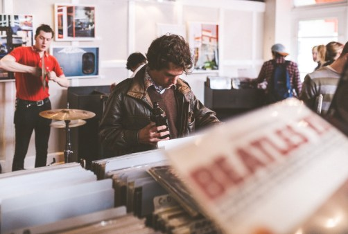 who is buying vinyl records?