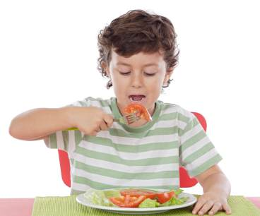 Healthy Child Eating