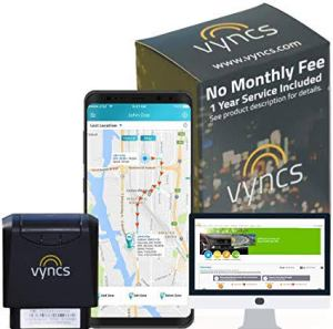Vyncs GPS tracker review