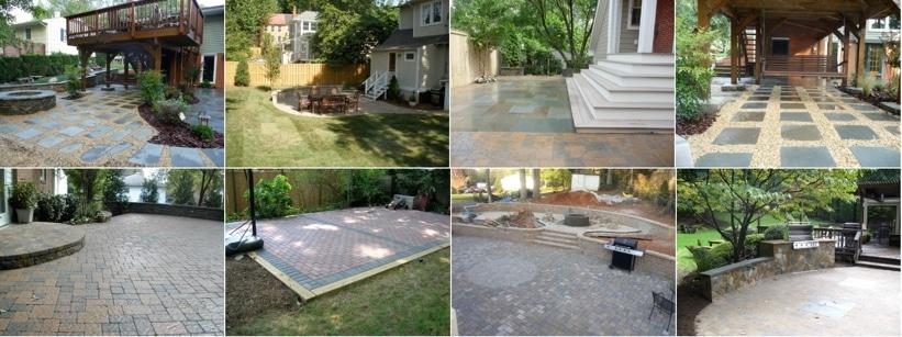 patio landscaping ideas landscape