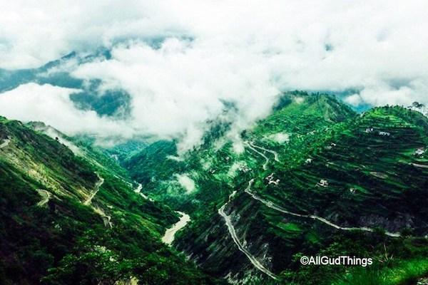 The Valley View Homestay, Ranikhet