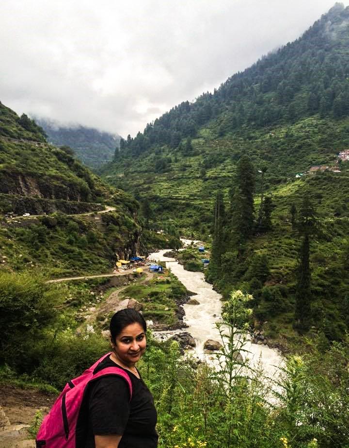 Barshaini, Hike to Hot Water Spring Kheerganga, Himachal Pradesh