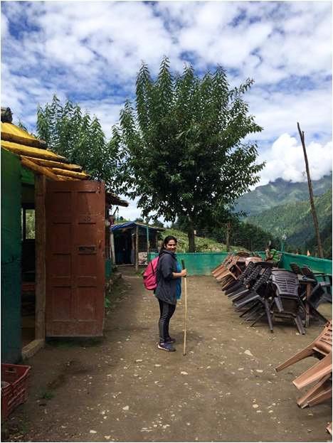 Lotus Valley, Hike to hot water spring Kheerganga, himachal Pradesh
