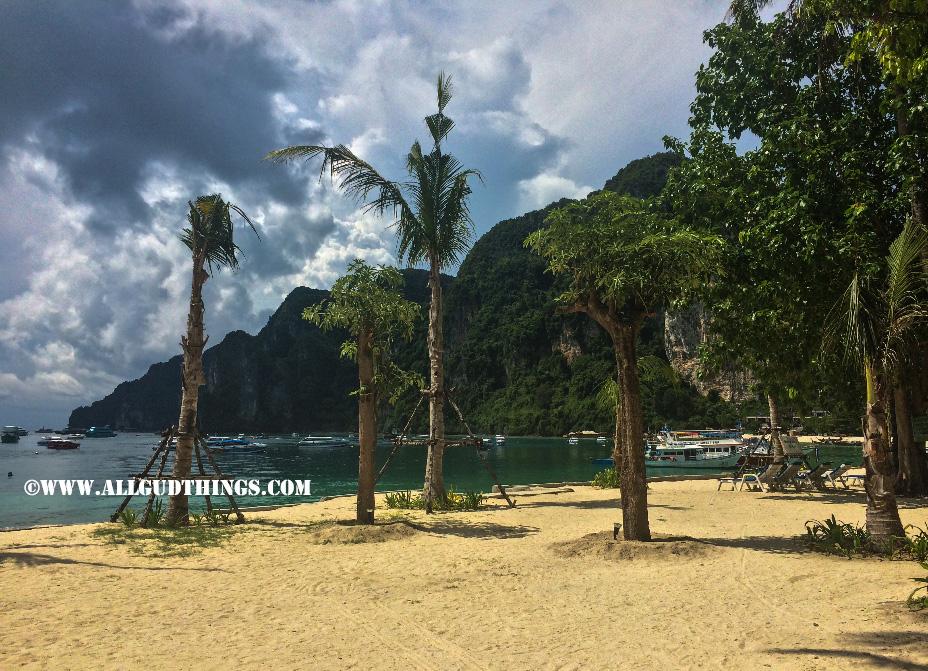 Phi Phi Island, Thailand, Honeymoon Trip
