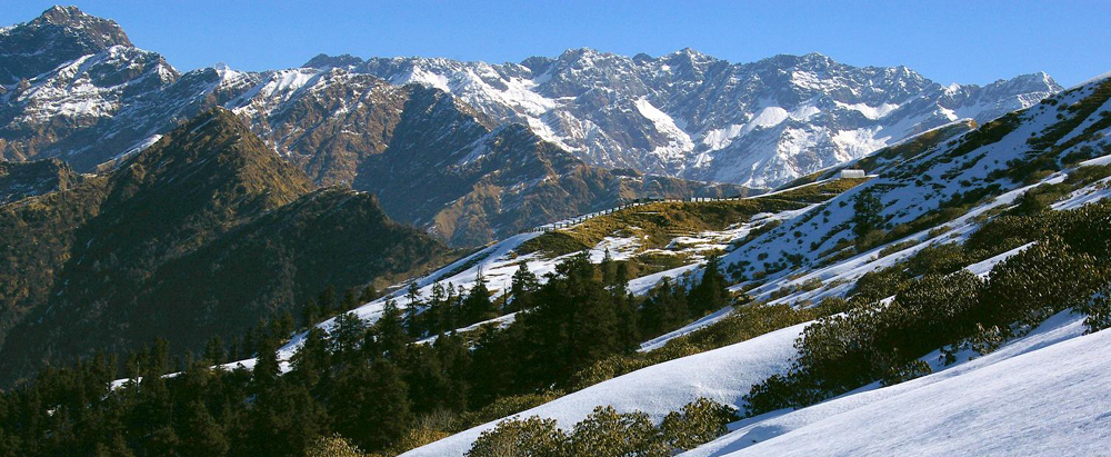 Khirsu, Uttarakhand - 5 hill stations to experience snowfall near delhi