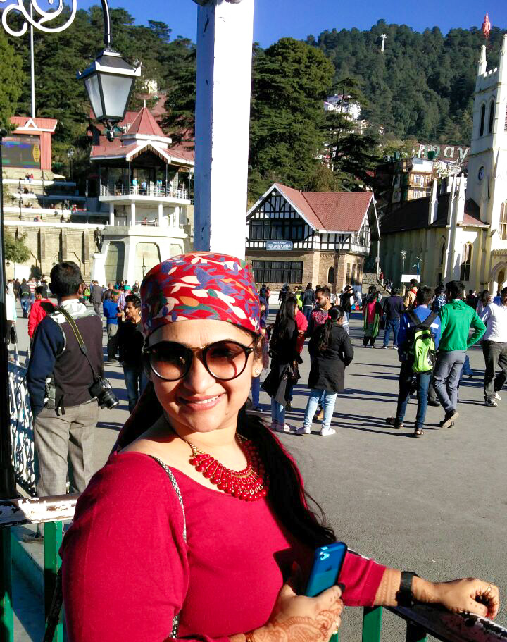 Shimla Trip in style with Dhatu as a fashion accessory