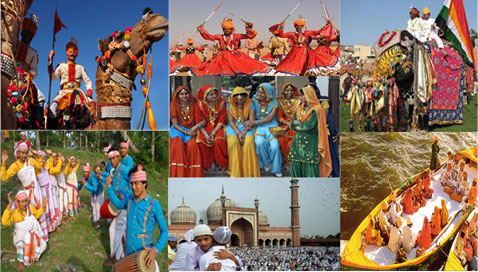 Indian Festival for month of April, May, June and July