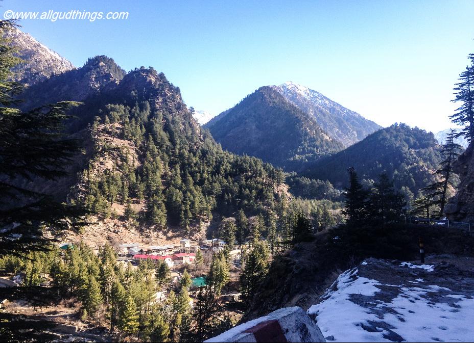Village Harsil, Uttarakhand