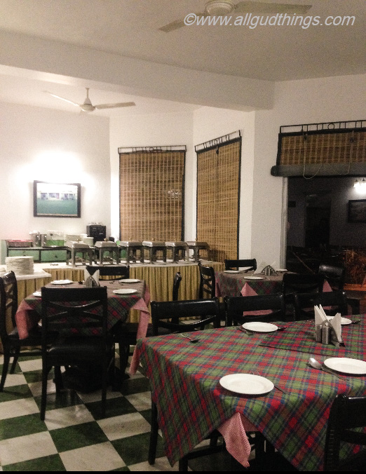 Multi-cuisine restaurant at Hotel Country Inn Mussoorie