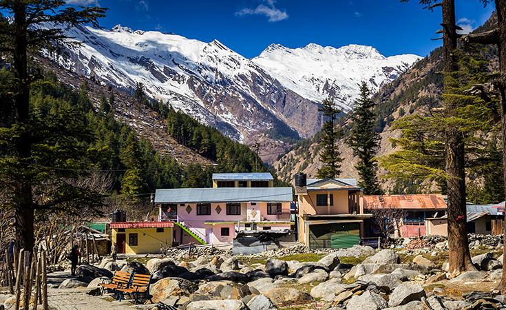 Harsil Village, Uttarakhand