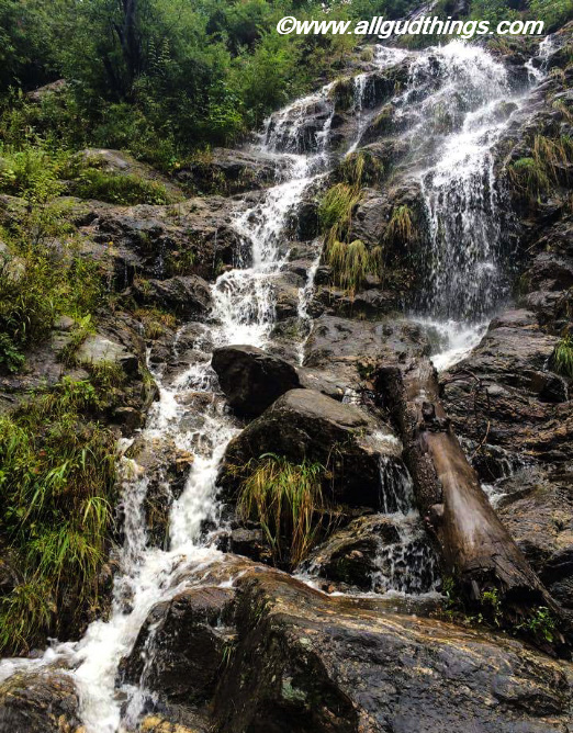 waterfall: monsoon road trips to the hills