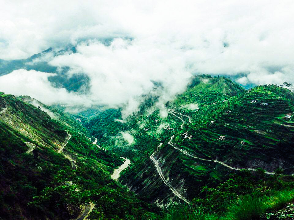 On the way to Ranikhet: monsoon road trips to the hills