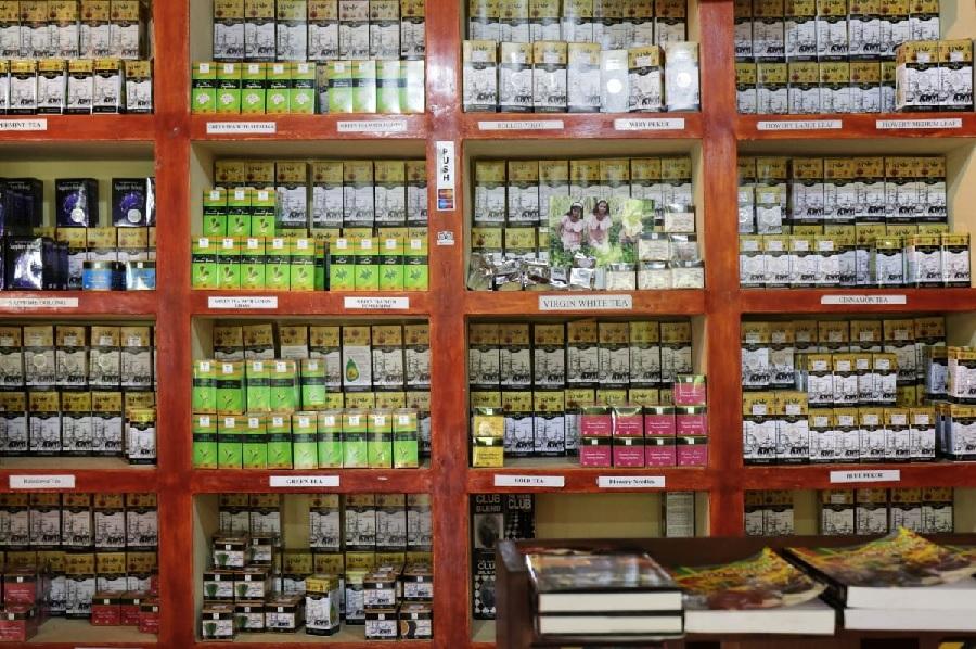 Virgin White Tea Estate Tour – Handunugoda; Sri Lanka