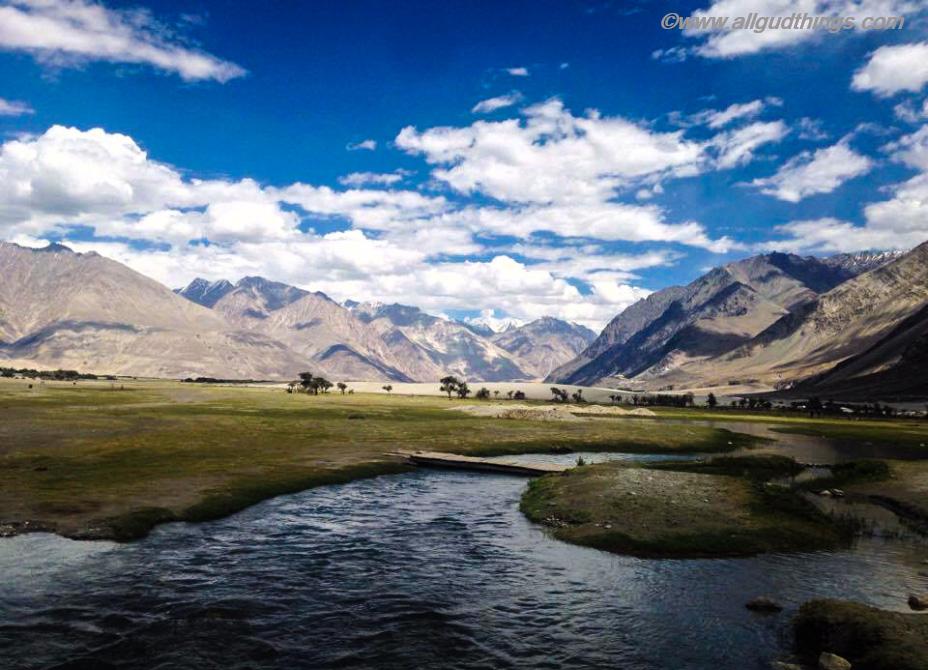 Hunder in Nubra Valley: Leh Ladakh Inner Line Permit