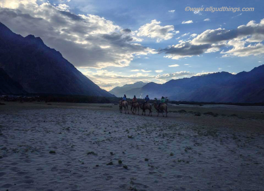 Nubra Valley - Leh Ladakh road trip from Delhi
