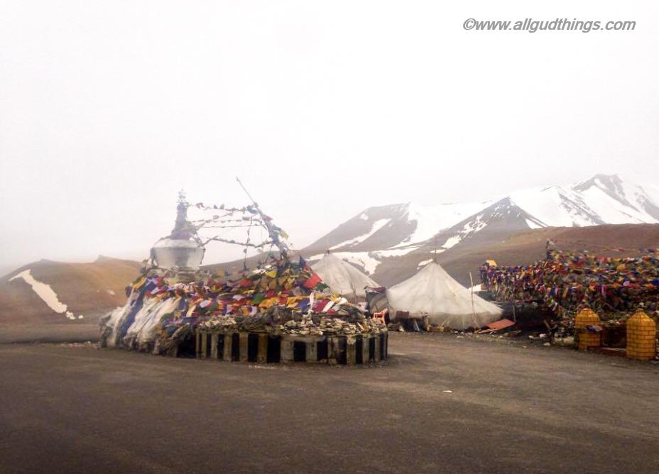 TaglangLa - Leh Ladakh road trip from Delhi