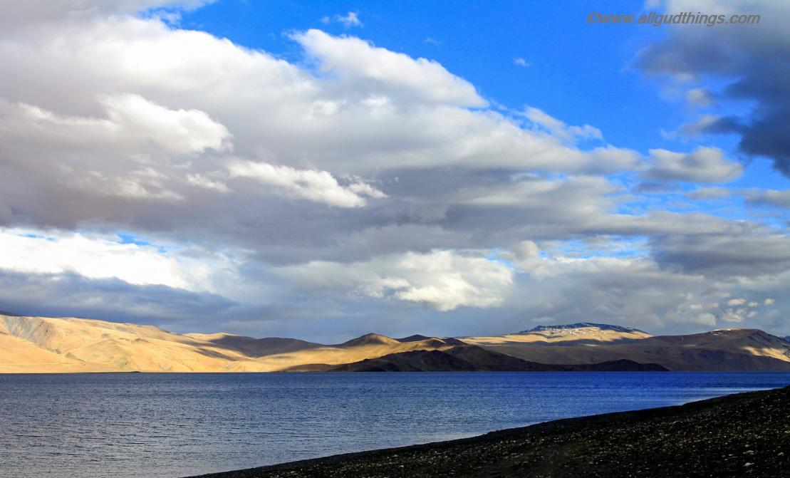 Tso Moriri Lake : Leh Ladakh Inner Line Permit