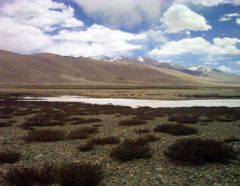 Tsaka La Road: Ladakh, the land of high passes