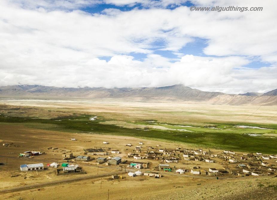 A day at White Lake Tso Kar in Ladakh