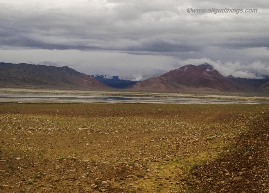 White Lake Tso Kar
