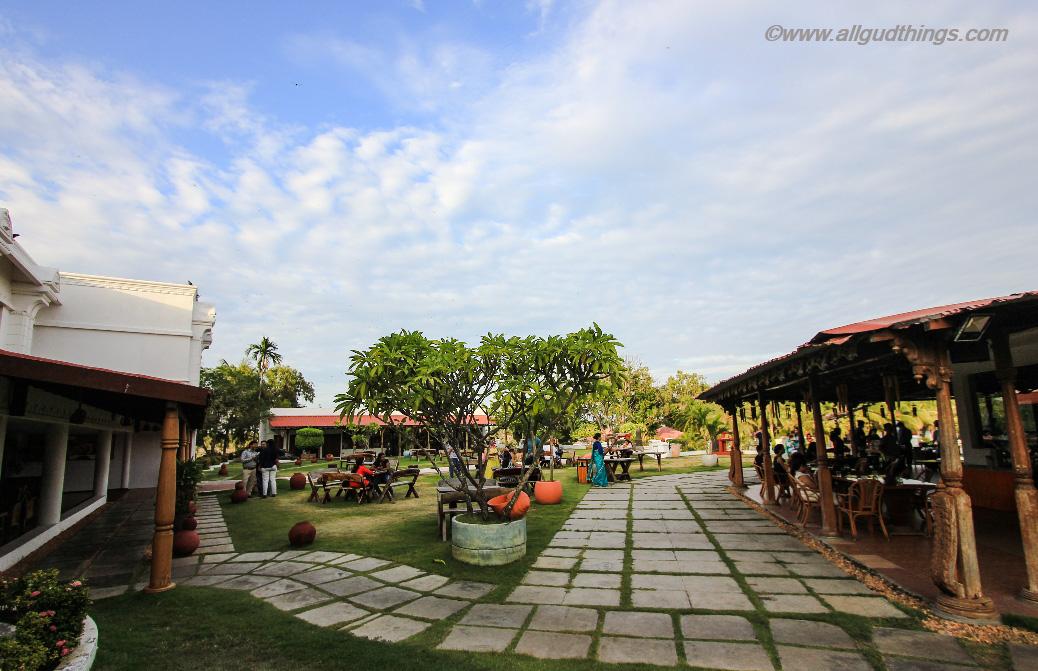 Chariot Beach Resort, Mahabalipuram