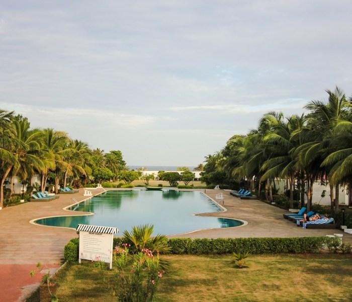 Review: Chariot Beach Resort, Mahabalipuram