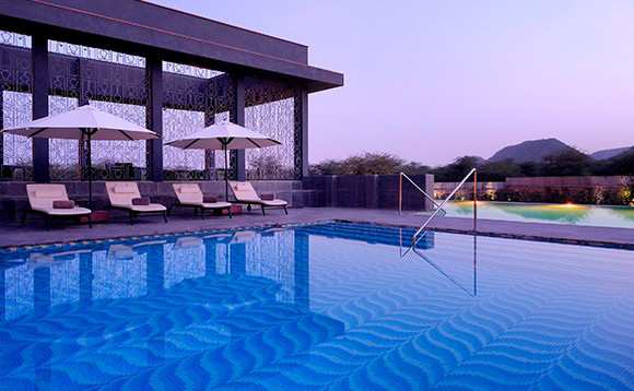 Lebua Resort Jaipur Pool - Travel Guide to Jaipur Pink City