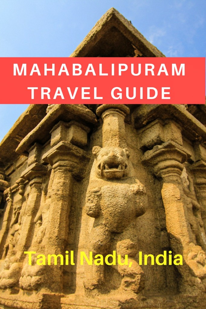 Heritage Walk though historical town: Mahabalipuram Travel Guide