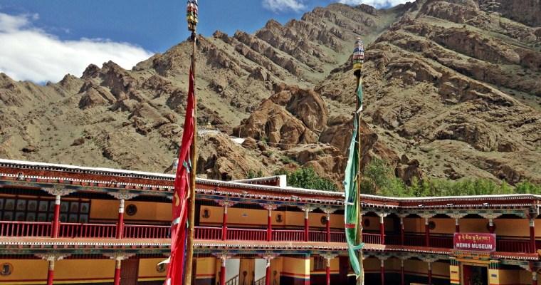 Hemis Monastery: Biggest & Wealthiest Gompa in Ladakh