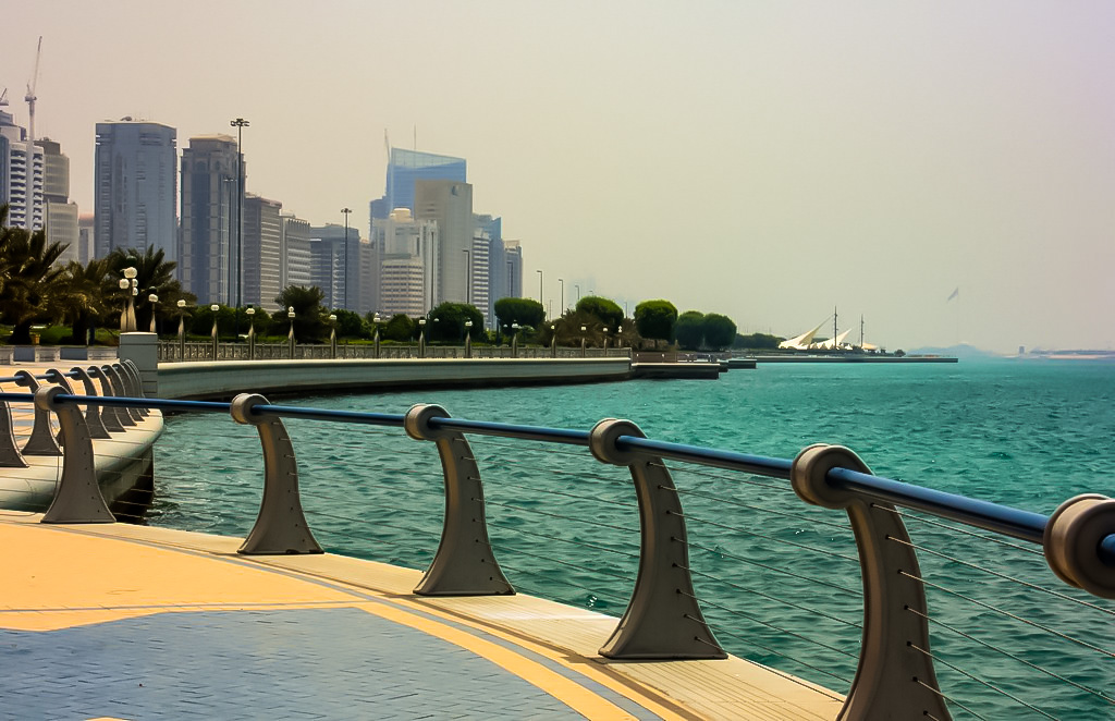 Abu Dhabi Corniche- Attractions of Abu Dhabi