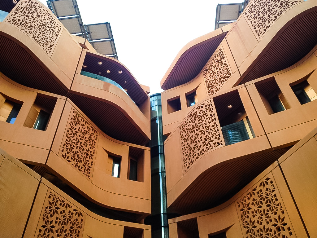 Masdar City- Top Attractions of Abu Dhabi