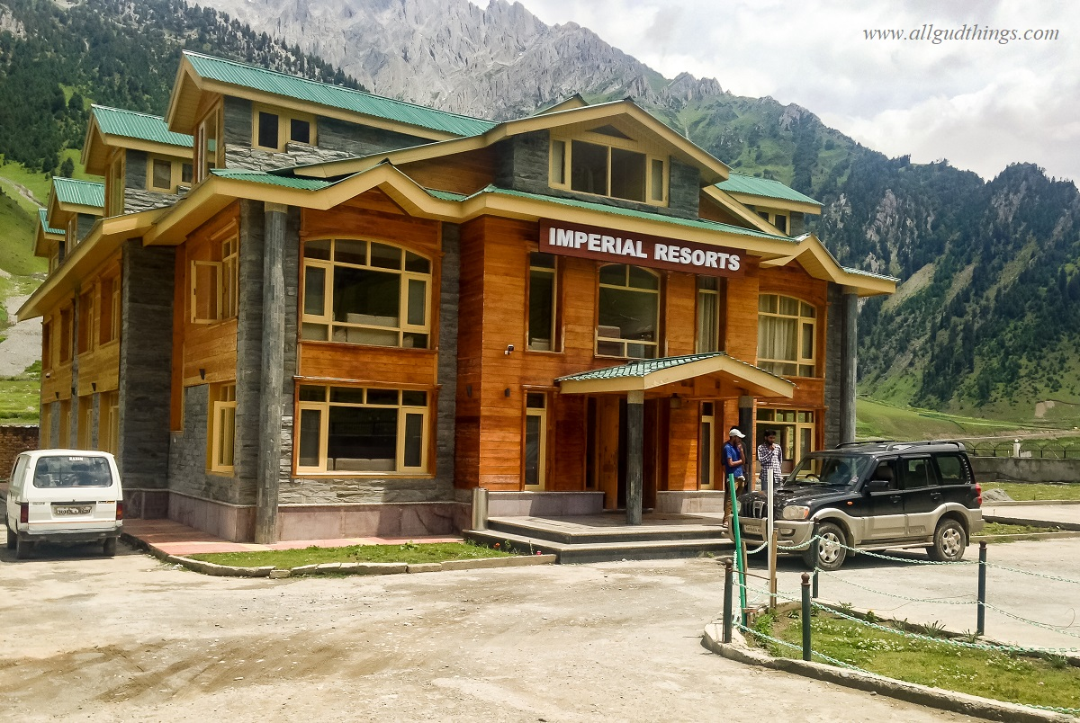 mperial Resorts - Sonamarg