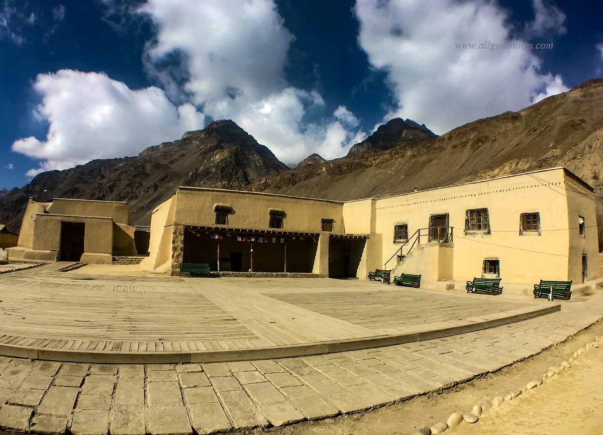 Old Tabo Monastery complex - Spiti Valley