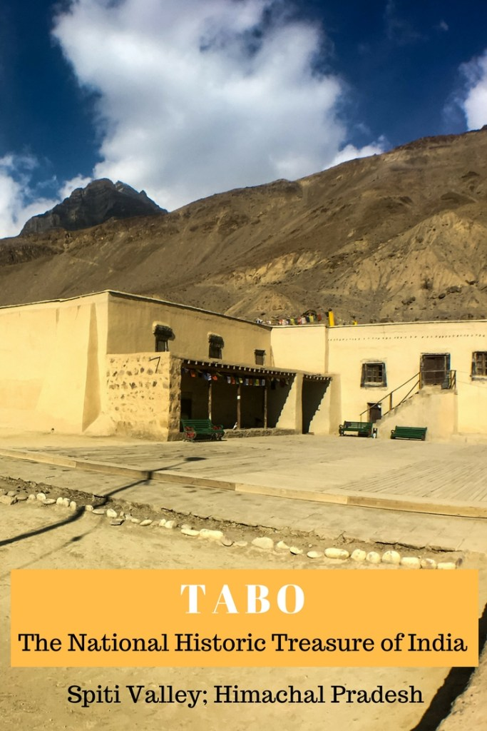 Tabo - The National Historic Treasure of India