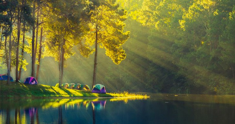 8 Must Visit Camping sites in Thailand