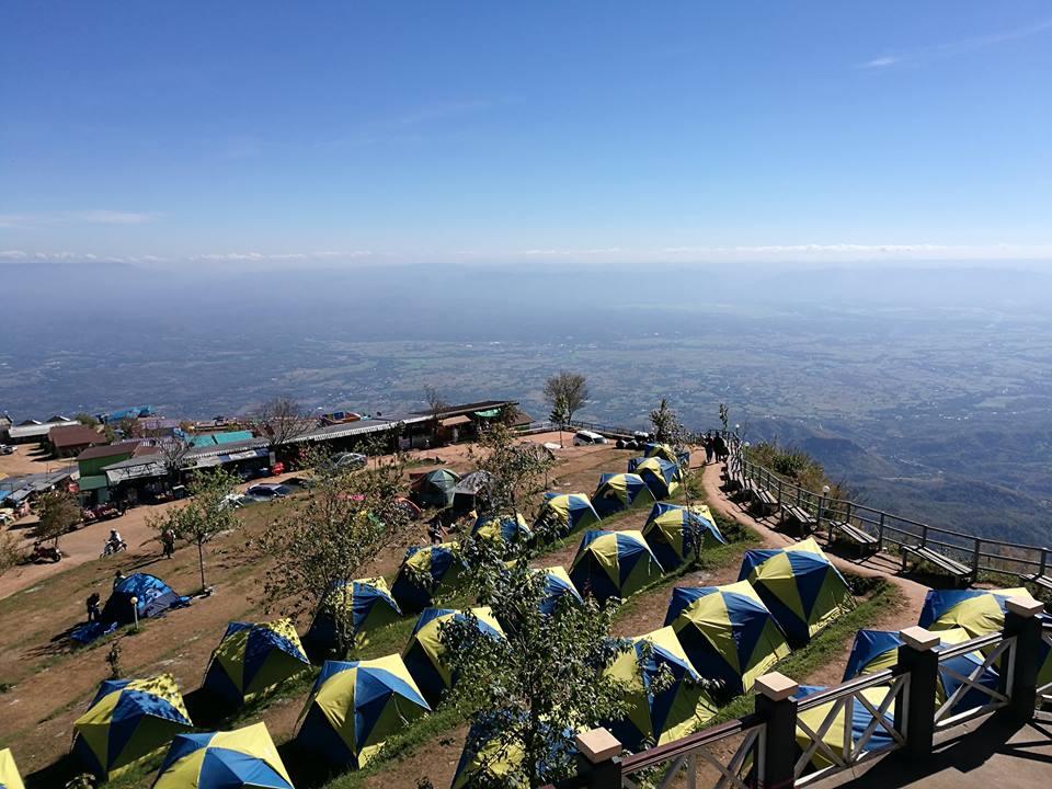 Phu Tub Berk, Phetchabun thailand - camping sites in thailand