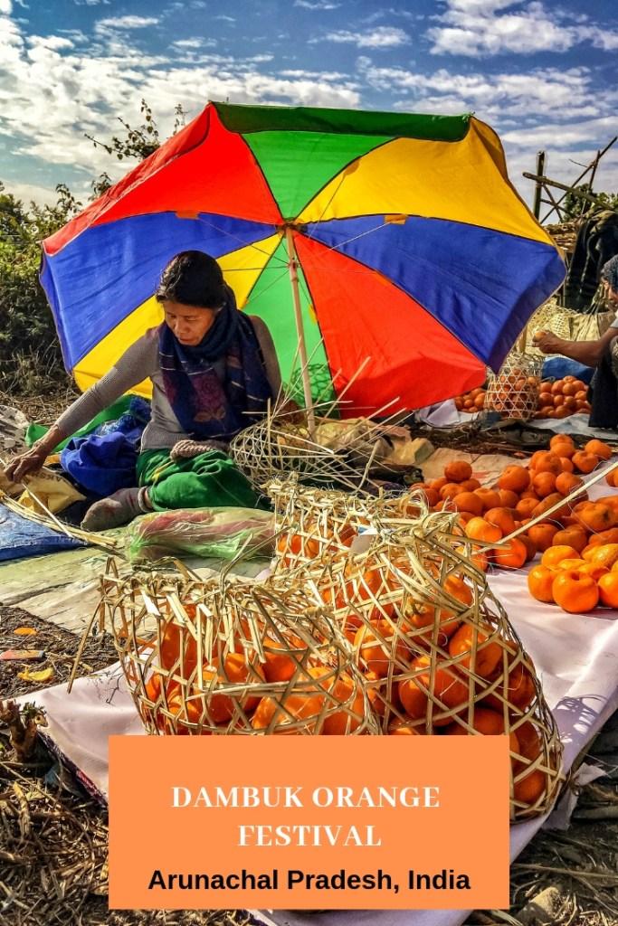 Dambuk Orange Festival