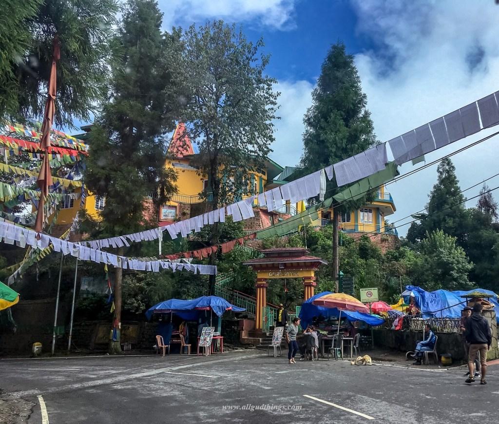 Ganesh Tok in Gangtok