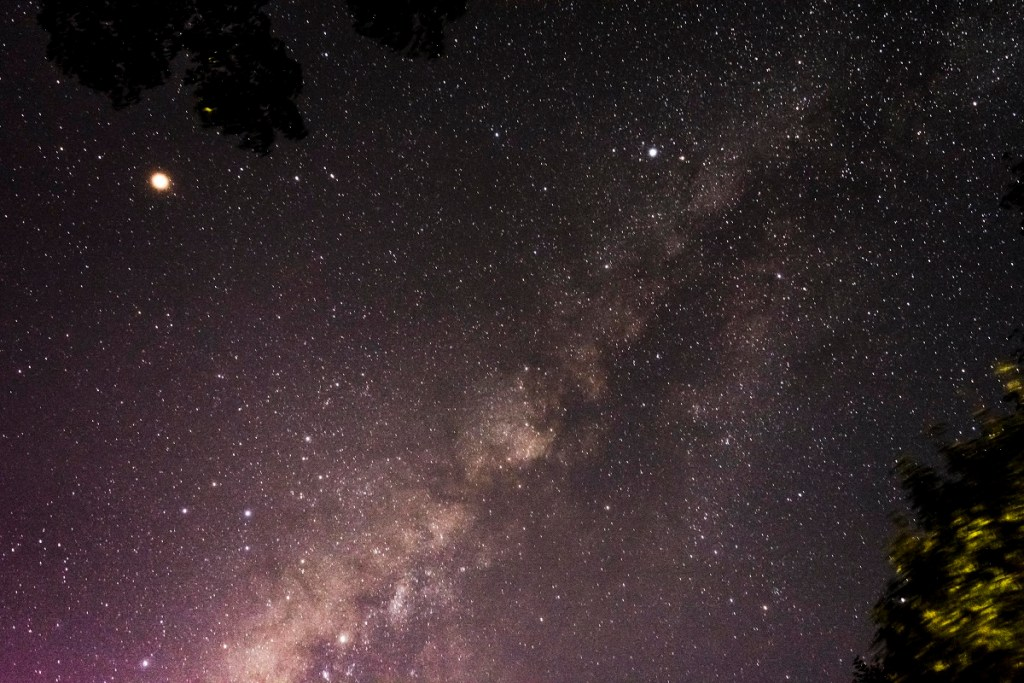 Stargazing in India - Kabini, Karnataka