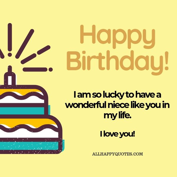 37 Happy Birthday Wishes For Niece Turning A Year Older And Wiser