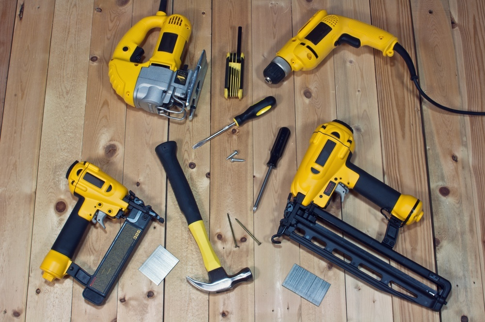 Image result for Inspect the power tools regularly