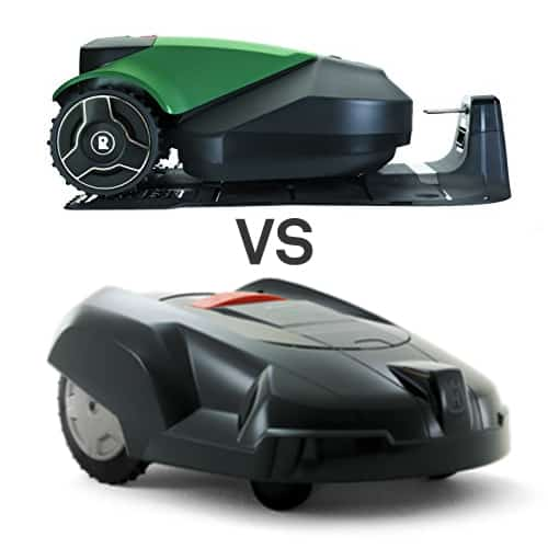 Robomow RS630 vs Husqvarna Automower 220 AC
