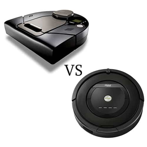The Neato Signature Pro vs Roomba 880 - The Best Choice
