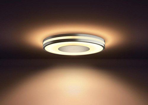 Philips Lampen Hue : Philips hue white ambiance being ceiling fixture review how will