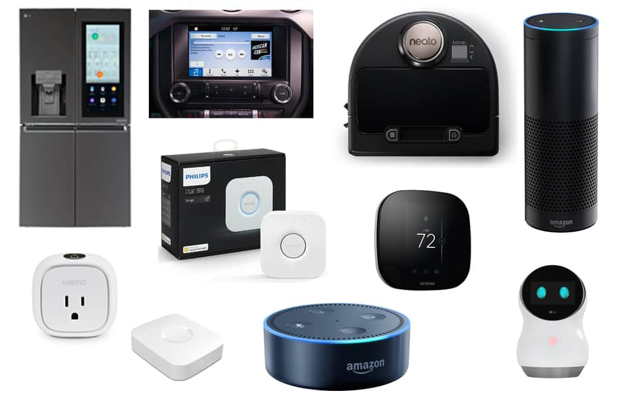 Top 10 Smart Home Devices That Talk To Alexa All Home