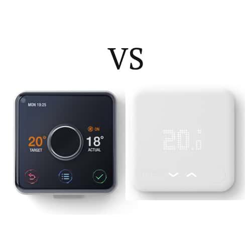 Hive Active Thermostat vs. Tado Smart Thermostat 3