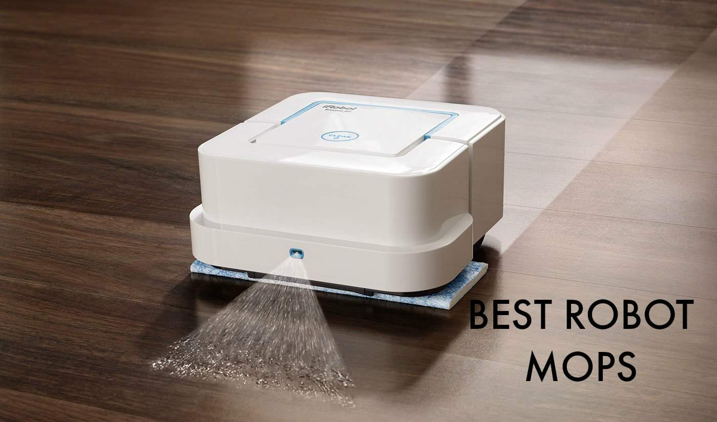 The Best Robot Mops For 2018 Beware Of The Knock Offs