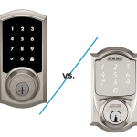 Kwikset Premis vs. Schlage Sense: The Battle of HomeKit-Compatible Smart Locks